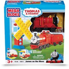 Thomas 3IN1 Buildables James On