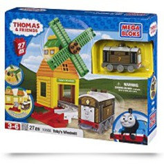 Thomas And Friends Tobys Windmill