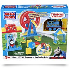 Thomas At The Sodor Fair