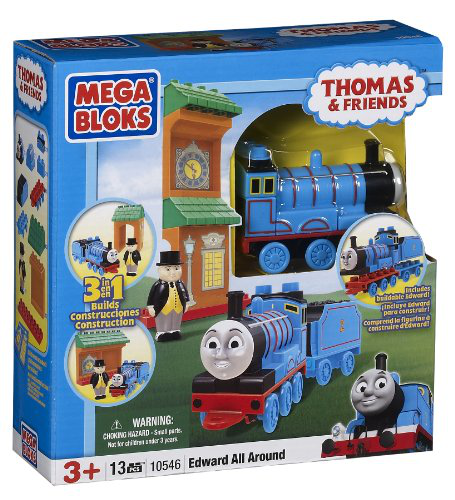 Thomas 3 In 1 Buildable Edward All Around